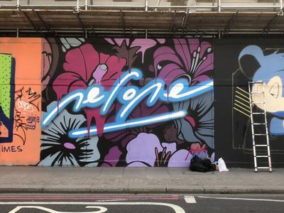 Street art and graffiti from around the world...